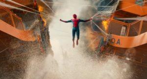 Spiderman Bateau