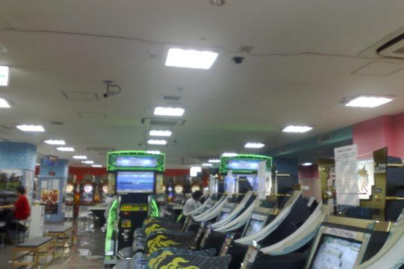 Akiba bornes d'arcade