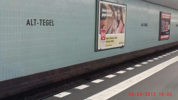 Alt Tegel S-Bahn