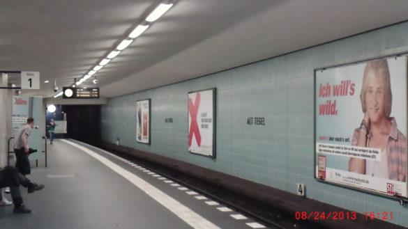 S-Bahn Tegel