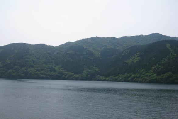 Hakone Lac