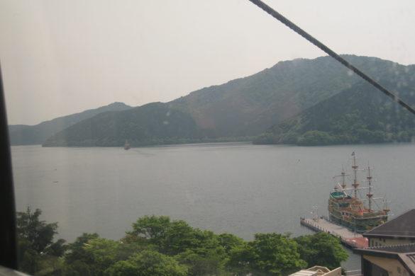 Hakone Téléphérique