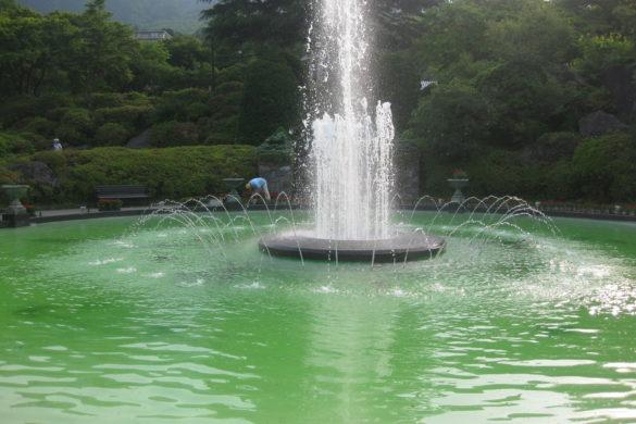 Hakone Fontaine