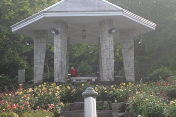 Hakone monument